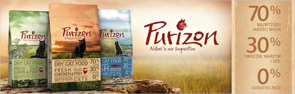Purizon sucha karma dla kota