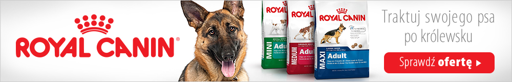 Royal Canin sucha karma dla psa