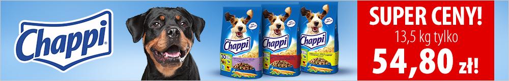 Chappi dla psa