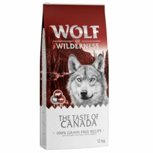 Wolf of Wilderness The Taste Of Canada