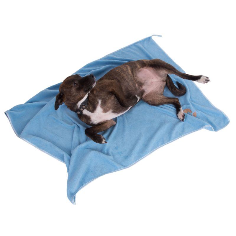 ręcznik z mikrofazy dla psa