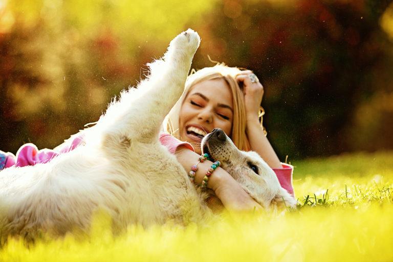 Zalety życia z psem