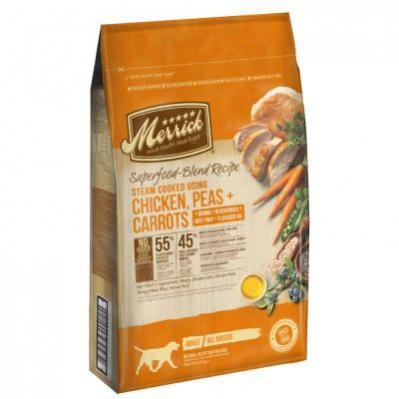 Karma Merrick superfoods z kurczakiem