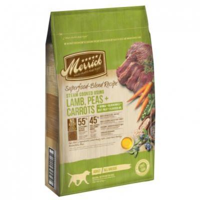 merrick superfoods z jagnięciną