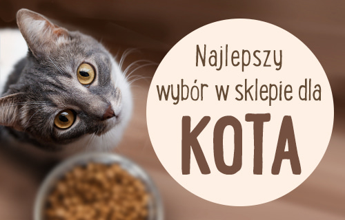 sklep dla kota zooplus