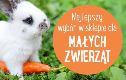 sklep dla małych zwierząt zooplus