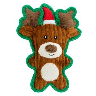 święteczny renifer zabawka dla psa