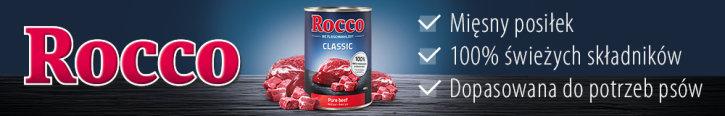 rocco classic karma mokra dla psa