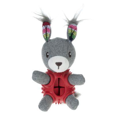 królik zabawka dla psa