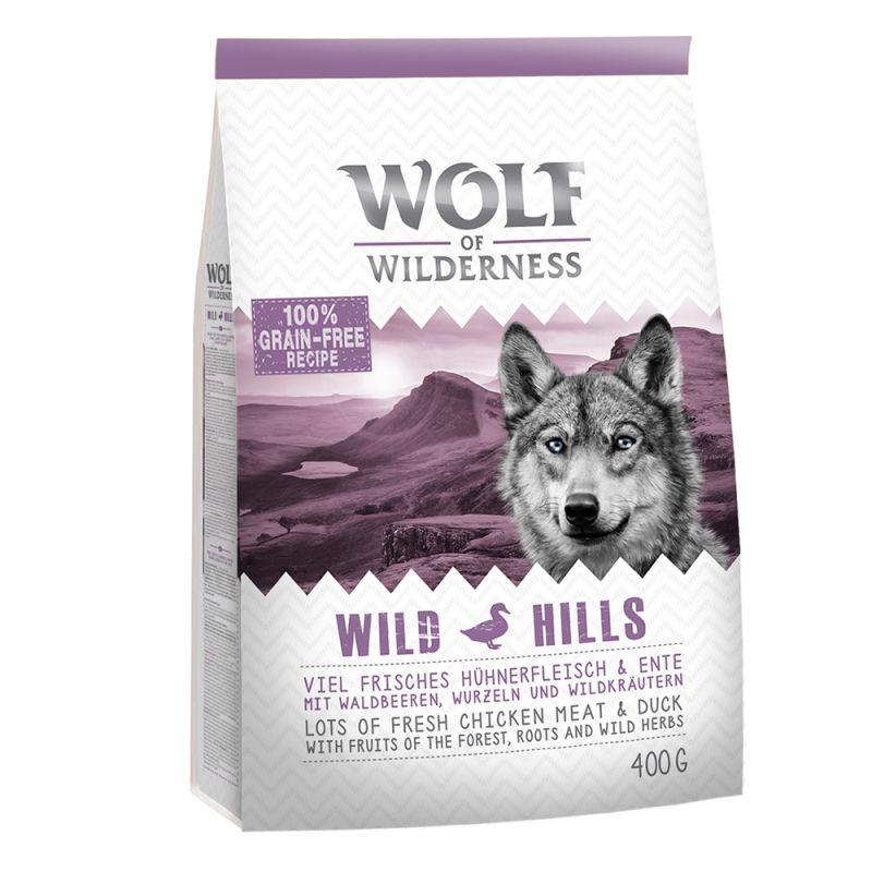 Wolf of Wilderness kaczka