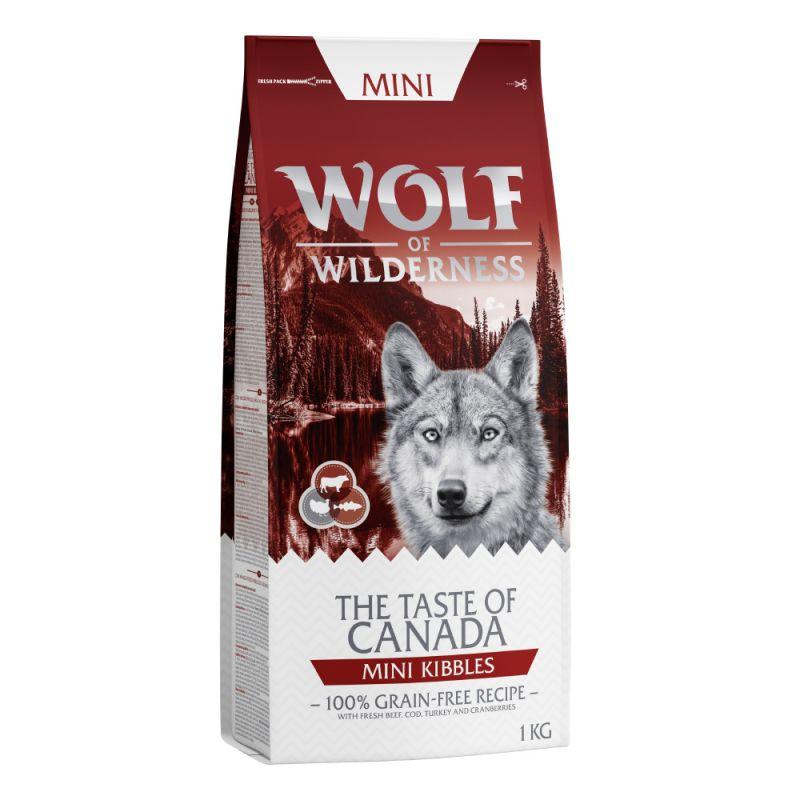 Wolf of Wilderness - Mini krokiety