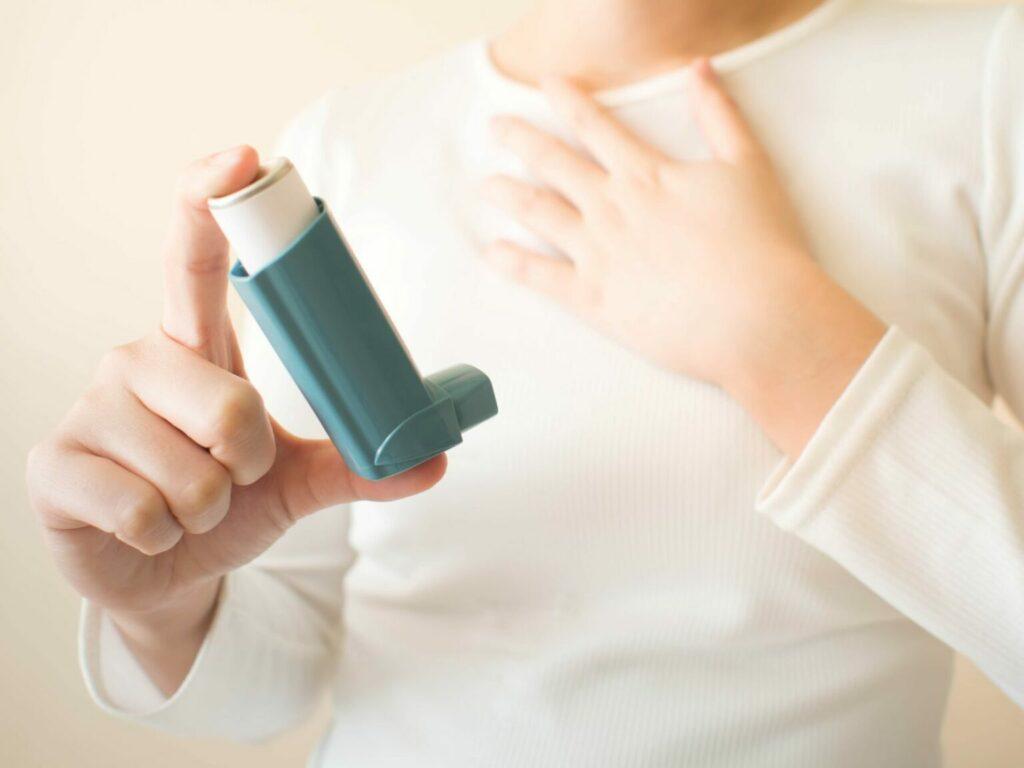spray do inhalacji